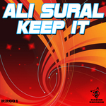 SURAL, Ali - Keep It EP (Front Cover)
