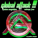 VARIOUS - Global Attack Volume Two (Front Cover)