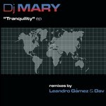 DJ MARY - Tranquility (Front Cover)