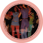SUPERSONIC LOVERS - Dance Prance & Boogie (Back Cover)