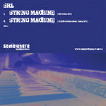 SRL - String Machine (Front Cover)