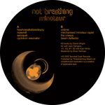 NOT BREATHING - Minotaur (Front Cover)
