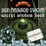 DISSIDENT - Red Dragon Sword - Episode 2 - Sacral Wisdom Book (Front Cover)