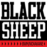 BLACK SHEEP - 8WM/Novakane (Front Cover)
