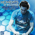 DRIFTER, Chris/VARIOUS - Moments Of SoundTribe (Continuous DJ Mix) (Front Cover)