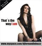 FERNANDINHOZZZ feat KARIN GARCIA - Thats The Way I Am (Front Cover)