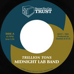MIDNIGHT LAB BAND - Trillion Tons (Front Cover)