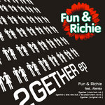FUN & RICHIE feat ALENKA - Together EP (Front Cover)