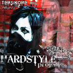 VARIOUS - Hardstyle Projenie (Back Cover)