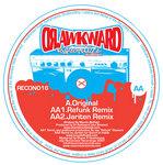 DR AWKWARD - Survival Instinct (Back Cover)