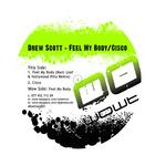 SCOTT, Drew - Feel My Body (Back Cover)