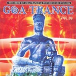 VARIOUS - Goa Trance Vol 10 (Front Cover)