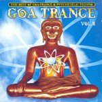 VARIOUS - Goa Trance Vol 8 (Front Cover)