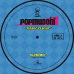 POPMUSCHI - Magic Flight (Front Cover)