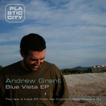 GRANT, Andrew - Blue Vista (Front Cover)