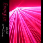 DJ R MX vs WHITE ANGEL - Energize (Front Cover)