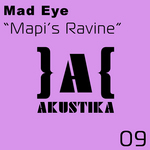 MAD EYE - Mapi's Ravine (Front Cover)