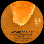 GROUNDHOLDER - Freshly Squeezed (Front Cover)