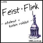 FEIST & FLINK - Edelmut (Front Cover)