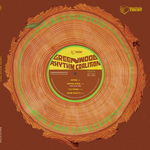 GREENWOOD RHYTHM COALITION - EP (Front Cover)