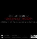 GESAFFELSTEIN - Vengeance Factory (Back Cover)