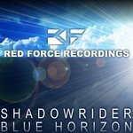 SHADOWRIDER - Blue Horizon (Front Cover)