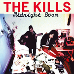 KILLS, The - Midnight Boom (Front Cover)