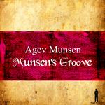 AGEV MUNSEN - Munsen's Groove (Back Cover)