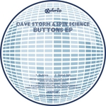 STORM, Dave/SPIN SCIENCE - Buttons EP (Front Cover)