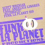 WOZNIAK, Scott feat ANGELICA LINARES - Automatic (Front Cover)