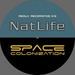 NATLIFE - Space Colonization (Front Cover)