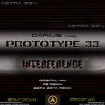 DARIUS presents PROTOTYPE 33 - Interference (Front Cover)