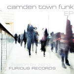 D REGION/DIVISION BY ZERO/OFFLOAD - Camden Town Funk EP (Front Cover)