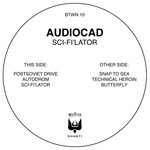 AUDIOCAD - Sci Fi'lator (Front Cover)