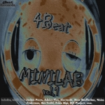 VARIOUS - 4Beat MiniLab Vol 1 (Front Cover)