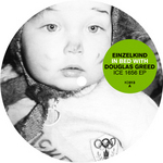 EINZELKIND IN BED with DOUGLAS GREED - ICE 1656 EP (Front Cover)