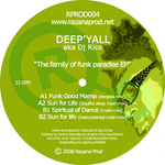 The Family Of Funk Paradise EP