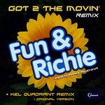 FUN & RICHIE feat ALENKA - Got 2 The Movin' (remix) (Front Cover)