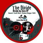 DIVIDE, The - Divide By Zero EP (Front Cover)