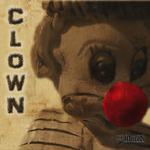 NAPLES, Ilario/ALEXEY - Clown (Back Cover)