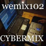 CYBERMIX/VARIOUS - Wemix 102  - Italy Electro Tech House (unmixed tracks) (Front Cover)