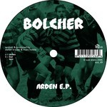 BOLCHER - Arden EP (Front Cover)