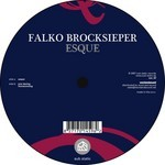 BROCKSIEPER, Falko - Esque (Front Cover)