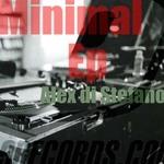 DI STEFANO, Alex - Minimal EP (Front Cover)