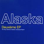 ALASKA - Deuxieme EP (Front Cover)