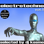 VARIOUS - Electrotechno Vol 1 (Front Cover)
