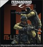 FERNANDINHOZZZ - Counter Strike The Final Battle (Front Cover)