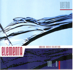 DJ ATHOS - Elementa - Vetro (Front Cover)