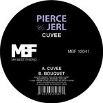 PIERCE/JERL - Cuvee (Front Cover)