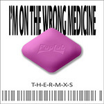 PEPLAB - I'm On The Wrong Medicine (Remixes Part 1) (Back Cover)